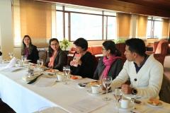 Ana Lucía Moncayo, Angelica M. Pardo, Marcela Gutiérrez, Marcela Olarte, William Gamboa